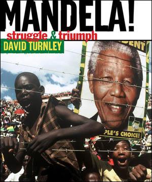 MANDELA/'s Harlem visit David TURNLEY capa Original Photo world press. Pulitzer Prize